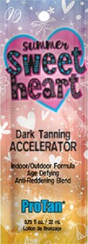 Summer Sweetheart™ Dark Tanning Accelerator Packette 200-1078-01