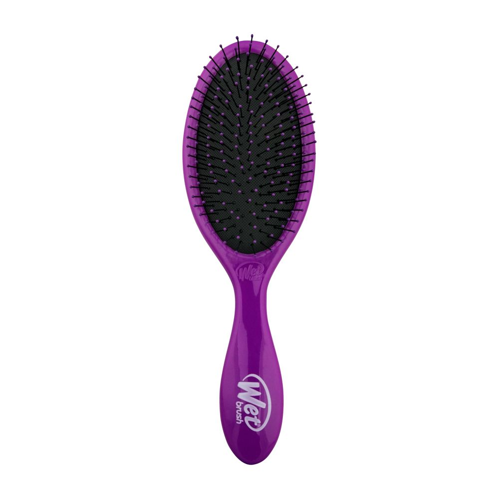 Wet Brush Original Detangler Hair Brush - PURPLE WBODHB-P